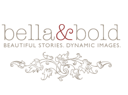 Brisbane Wedding Photographer – bella&bold logo